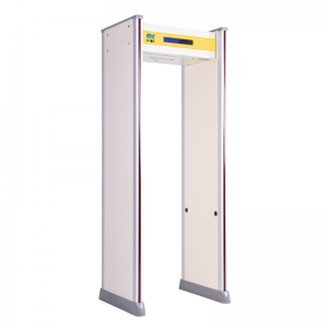 2M Technology 2MWT-300B Walk-Through Metal Detector