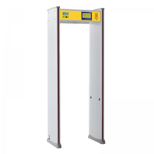 2M Technology 2MWT-300C Walk-through Metal Detector