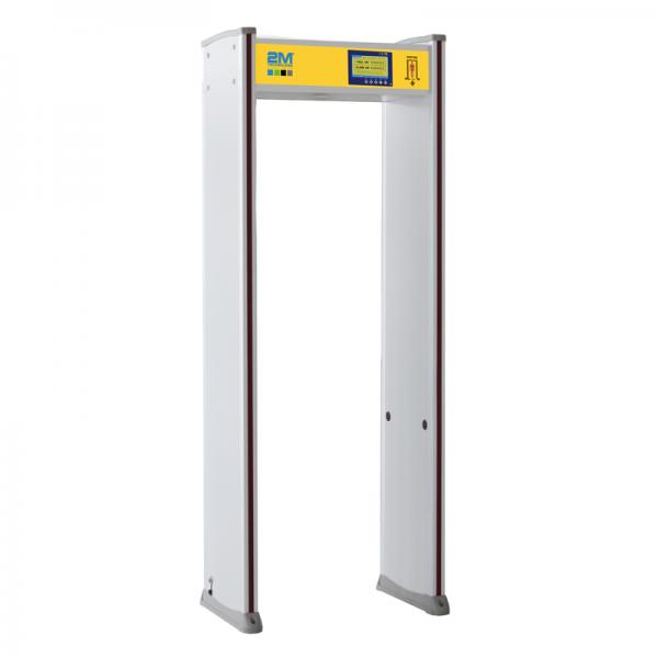 2M Technology 2MWT-300C Walk-through Metal Detector