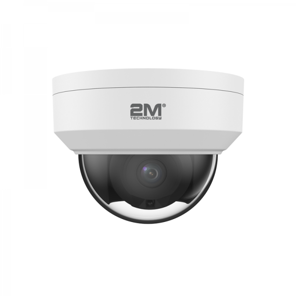 2MVIP-4MIR30-E 4MP Vandal-resistant Network IR Fixed Dome Camera