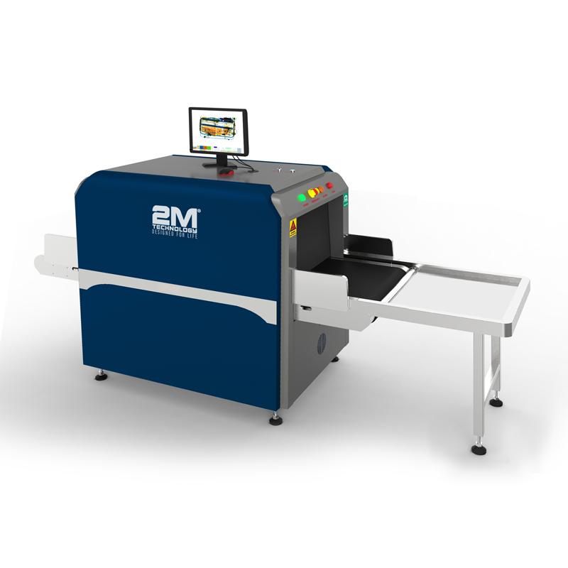 2MX-6040 X-Ray luggage scanner