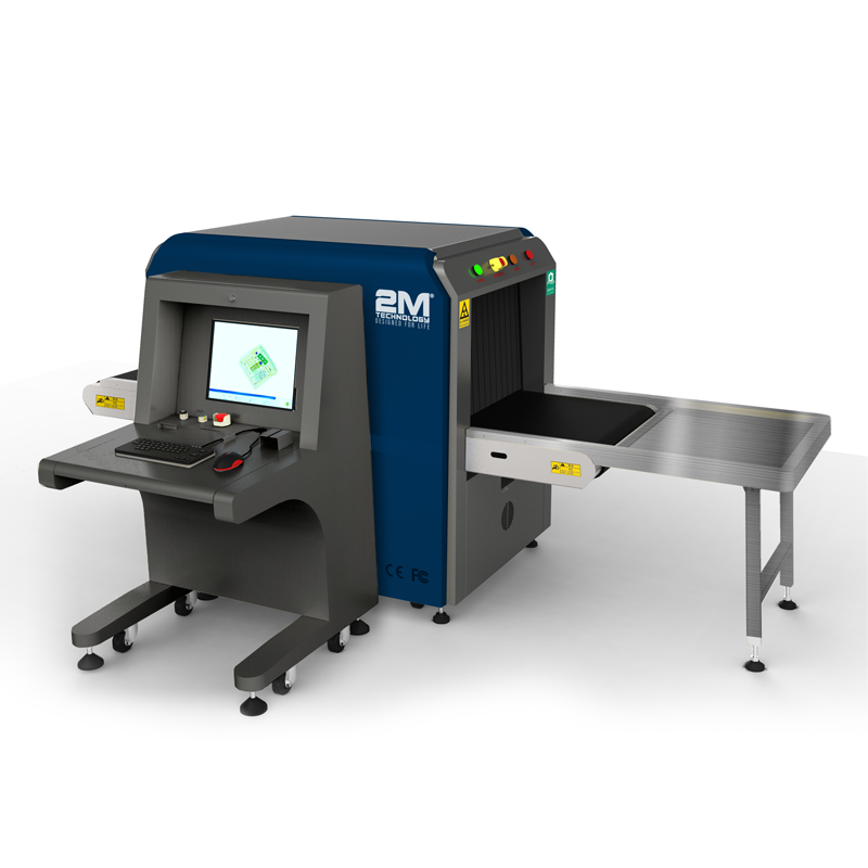 2MX-6550H Luggage Scanner