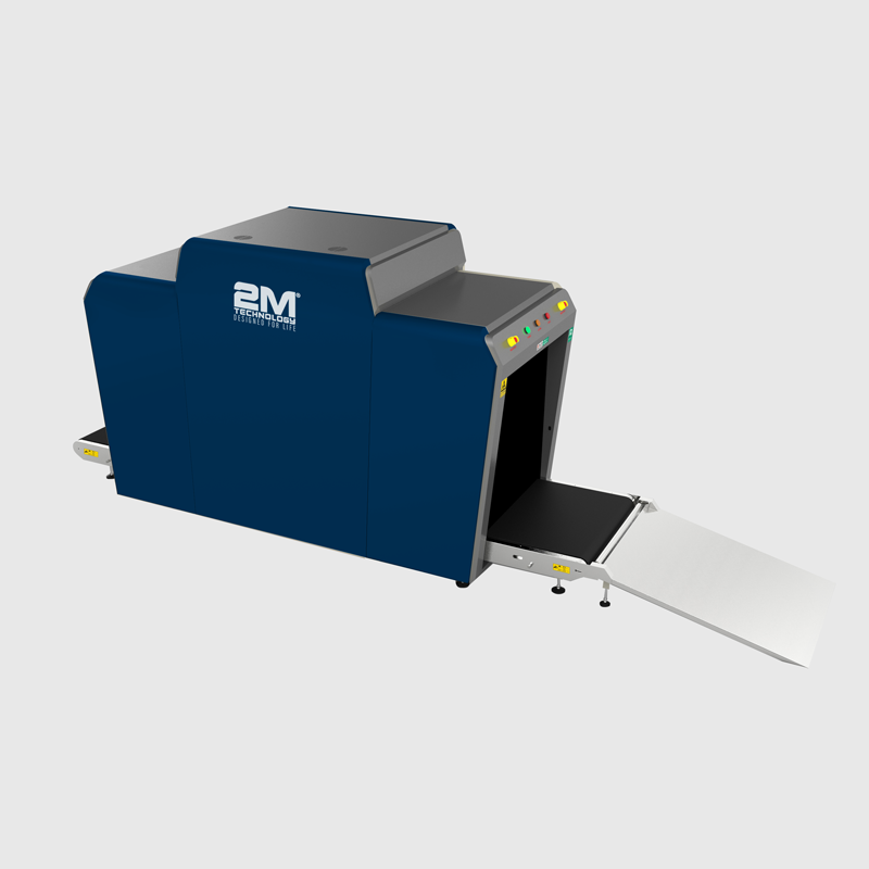 Shipping Pallet X-Ray Scanners