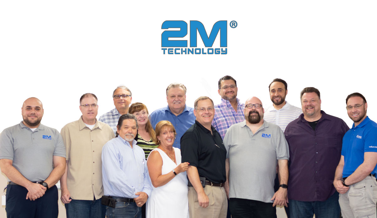 Sales Team 2M Technology and Veilux