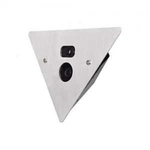 2MCIP-4MIR20-E 4MP Vandal-resistant No Grip Network IR Fixed Corner Camera