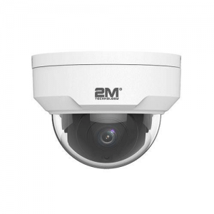 2MVIP-5MIR30-E 5MP Vandal-resistant Network IR Fixed Dome Camera