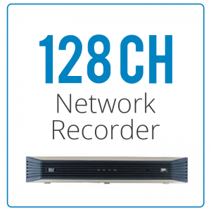 128 Channel Network Video Recorders