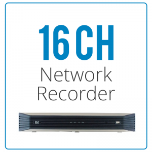 16 Channel Network Video Recorders