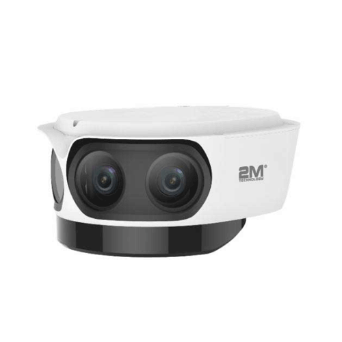 2MPANIP-4KIR50-P Starlight OmniView Panoramic Network Camera