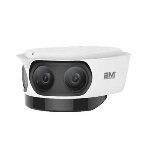 2MPANIP-4KIR50-P Starlight OmniView Panoramic Network Camera