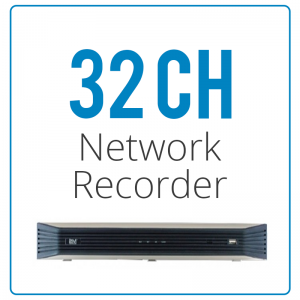 32 Channel Network Video Recorders