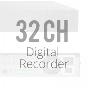 32 Channel Digital Video Recorder DVRs