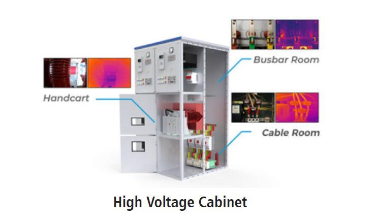 High Voltage Cabinet