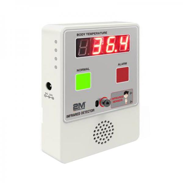 2MITD Standing Human Body Temperature Screening System