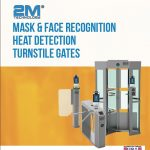 Turnstile with Face Recognition and Temperature Scanning Catalog