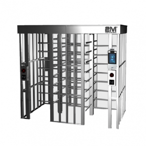 2MFHT-5 Dual Channel Turnstile