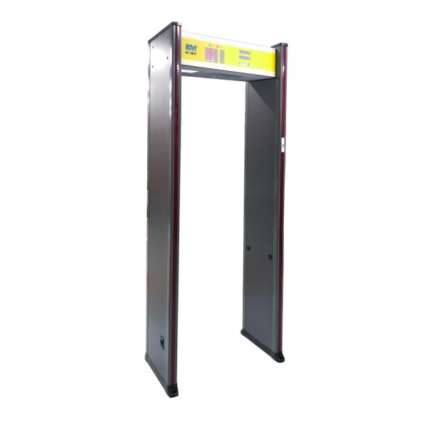 2MTHWT Human Body Temperature Measurement Gate with Single Thermal Sensor