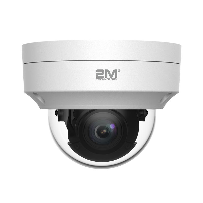 2MVIP-4KIR30-E 4K Vandal-resistant Network IR Fixed Dome Camera