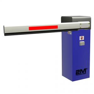 2MAGB-HSL High Speed Intelligent Barrier Gate with LED Bar (DC24V Brushless Servo Torque Motor)
