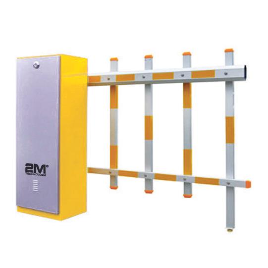 2MAGB-NFN-E Single Fence Intelligent Barrier Gate (AC Turbine Vortex Pole Motor)