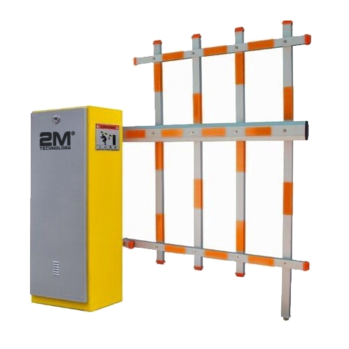 2MAGB-NFN2-E Single Fence Barrier Gate (AC Turbine Vortex Pole Motor)