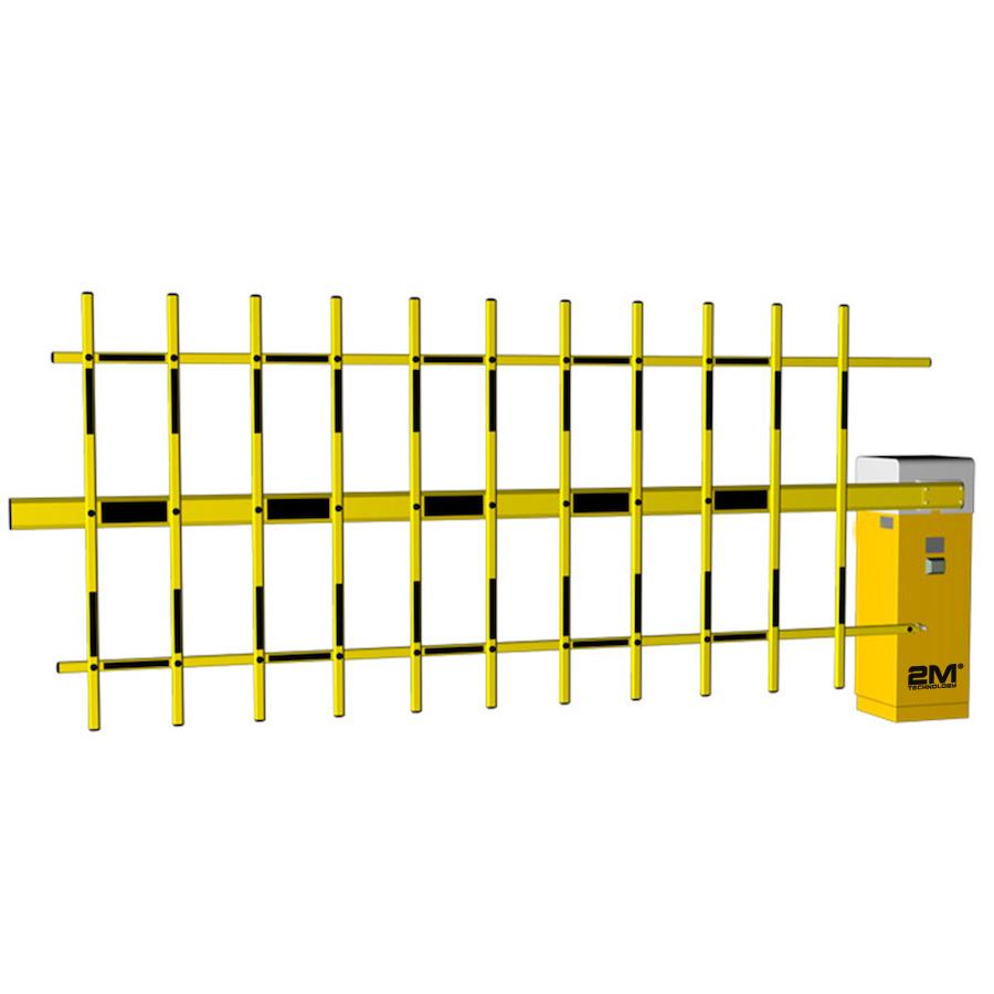 2MAGB-NFN2 Intelligent Barrier Gate (DC24V brusheless servo torque motor)