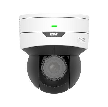 2MPIP-5MIR305XUA-P WDR Starlight IR Network Indoor Mini PTZ Dome Camera