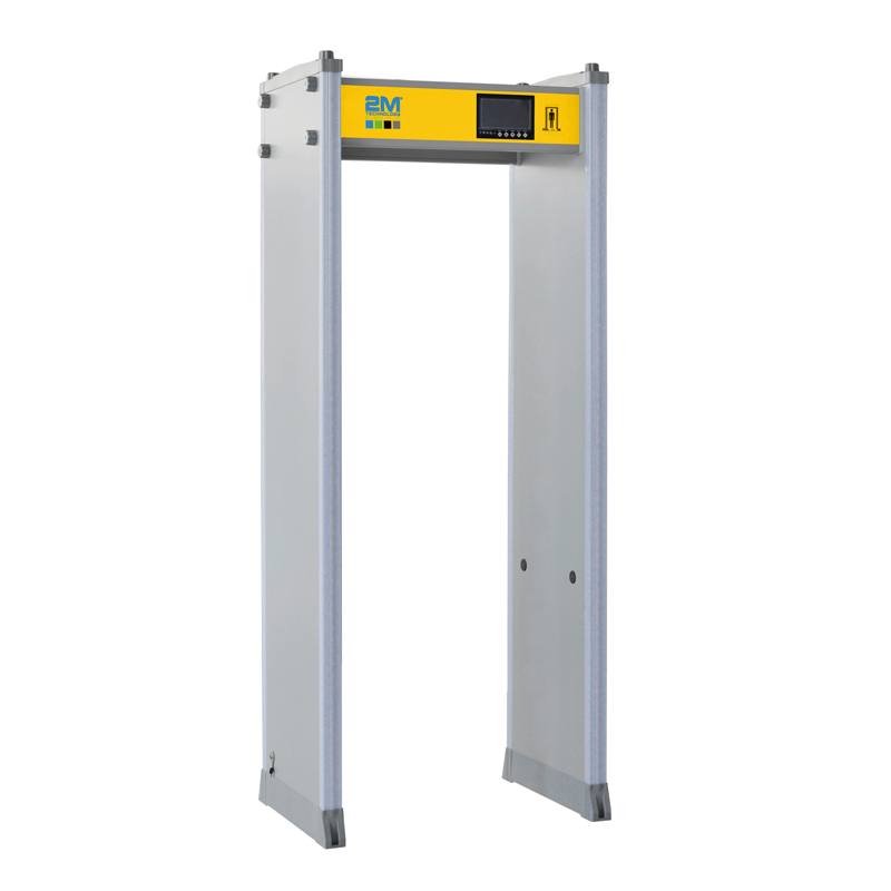 2MWT-o45Z Outdoor Rated 45 Zone Walkthrough Metal Detector with Intelligent DSP