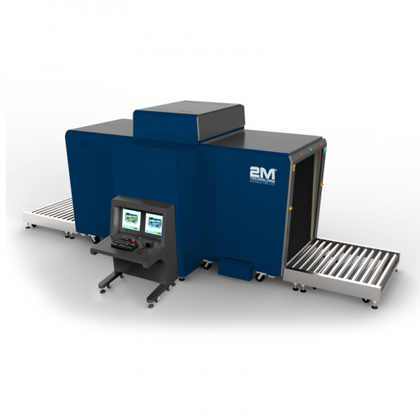 2MX-100100H Large X-Ray Baggage and Parcel Scanner
