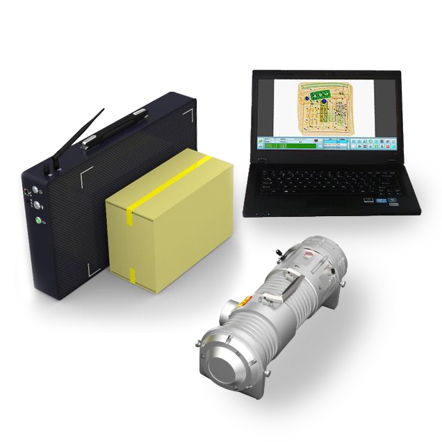 2MX-2300 Portable Inspection X-ray Scanner