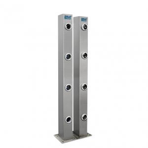 2M4PLD H Series 4x Laser Beam Floor Intrusion Detector