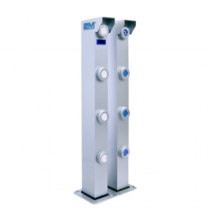 2M4PLD 4x Laser Beam Intrusion Detector