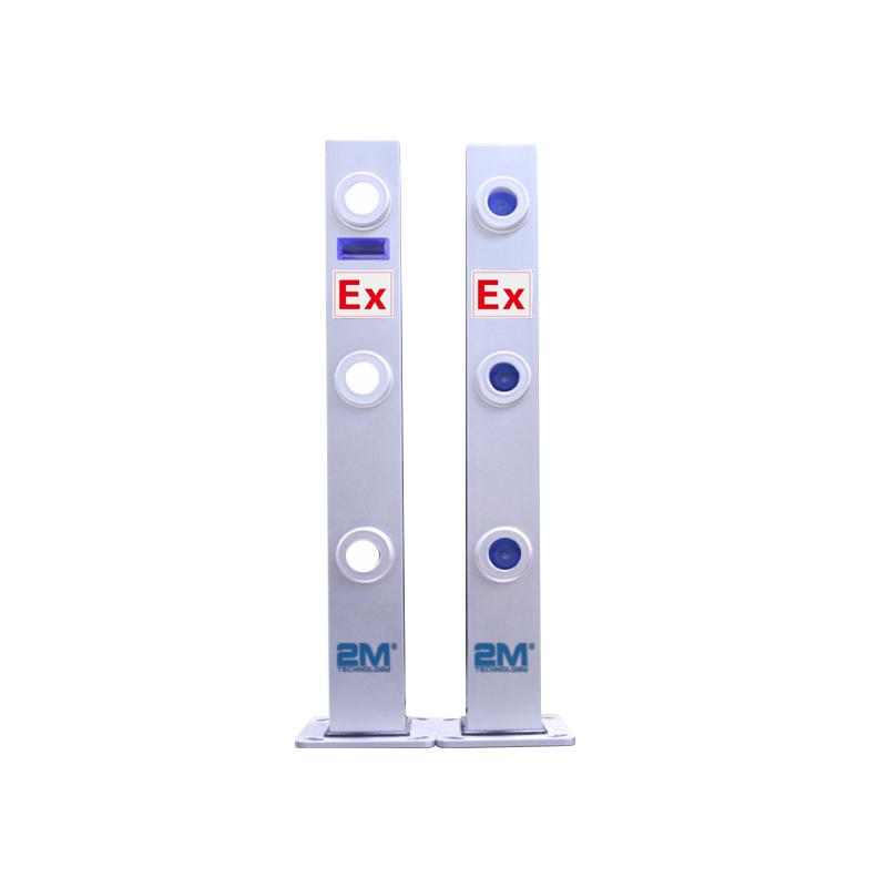2MEX3PLD Explosion-Proof 3x Beam Laser Intrusion Detector